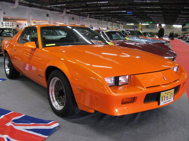 Chevrolet Camaro cupê 1982