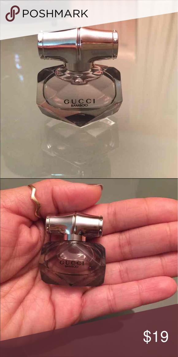 Gucci Bamboo Perfume Gucci Bamboo Minitravel Size 16 Ml Price Firm