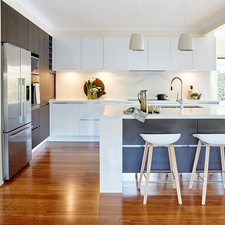 Award Winning Kitchen Design  Sydneykitchensau  Softyes Extraordinary Designer Kitchen Colors 2018