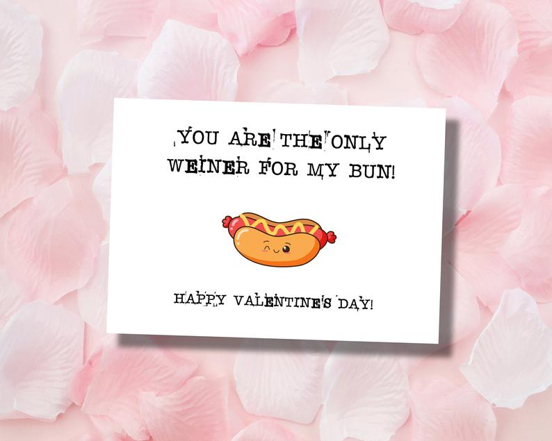 Digital Funny Valentine Card Naughty Valentines Day Card For Etsy Boyfriend Card Couple Day Dig Naughty Valentines Funny Valentine Funny Valentine Memes