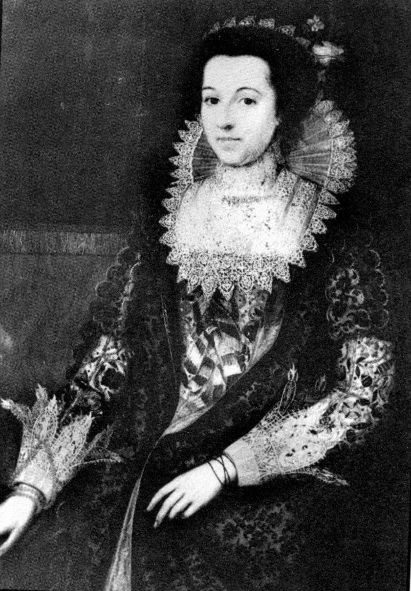 Elizabeth Bess Throckmorton Raleigh S Love Interest And Maid