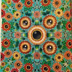 Johanna Basford Secret Garden Jardim Secreto Colorido