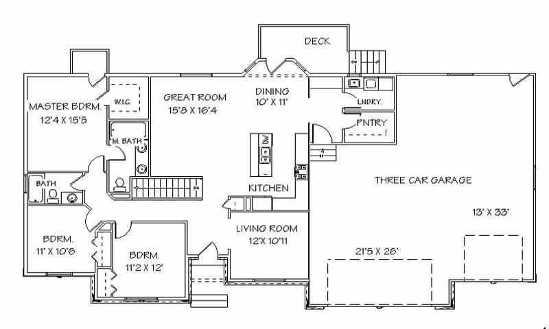 22 House Plan Ideas 1 Story House Plans With Finished Basement Basement House Plans Ranch House Floor Plans House Floor Plans