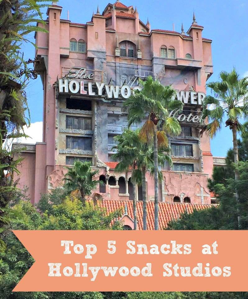 Top 5 Snacks At Disney S Hollywood Studios Hollywood Studios Disney Hollywood Studios Hollywood Tower Of Terror