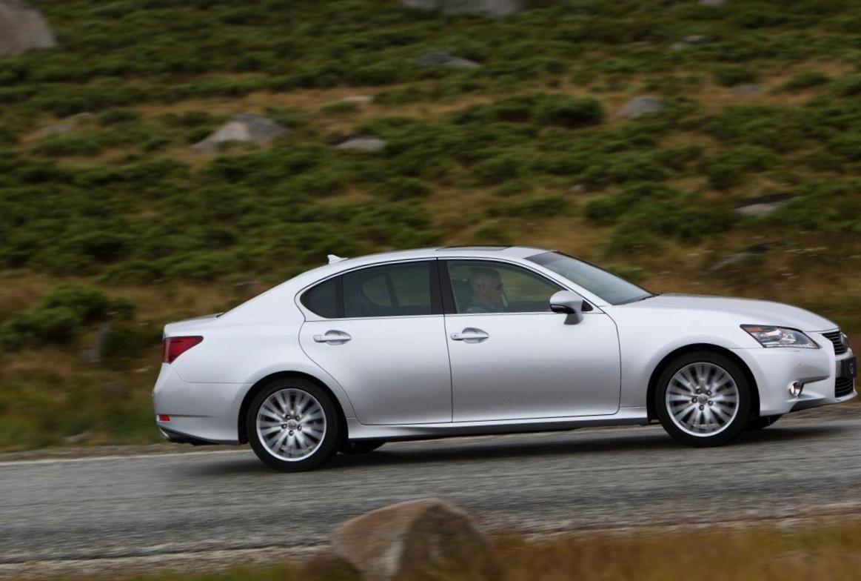 Lexus GS 250 350 Specifications - http://autotras.com