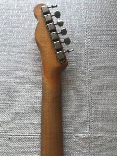 Fender Telecaster Custom 1961 Sunburst UNREAL #fendertelecaster