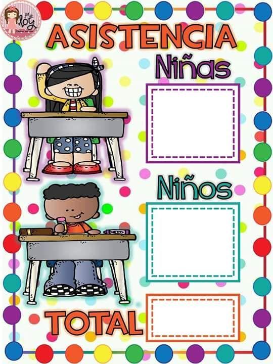 Resultado de imagen de rotulos de materias escolares for Actividades para jardin de infantes para imprimir
