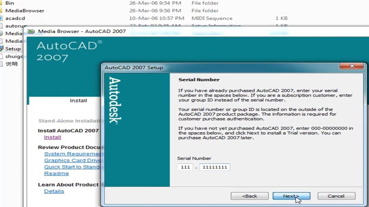 How to install autocad crack file | AutoCad 2017 Full  2019
