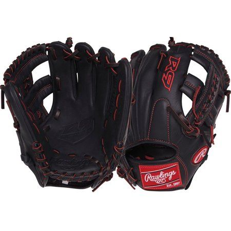 Rawlings 11 Inch R9 Series Youth Pro Taper Baseball Glove Right Hand Throw Baseball Gear Softball Gloves Sports Baseball