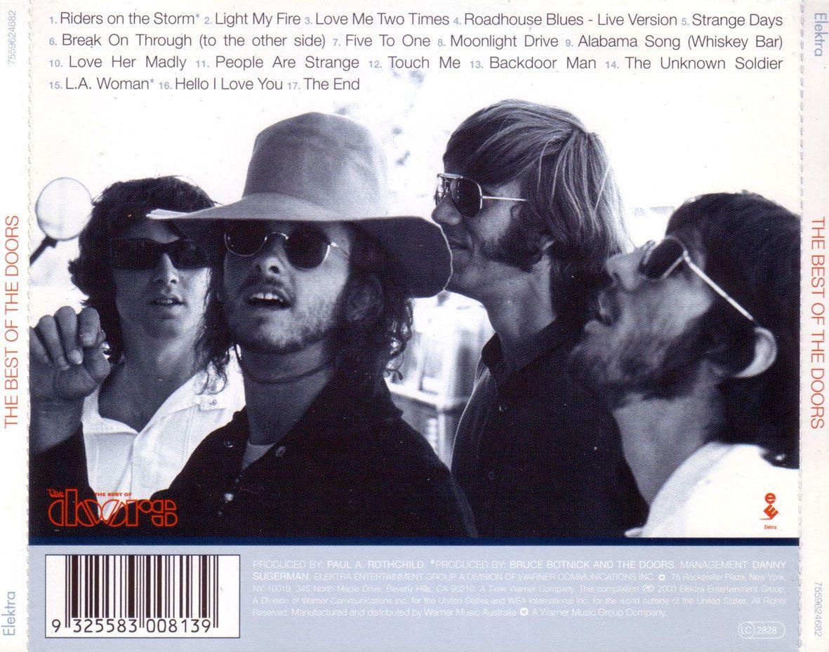 The Best of The Doors 1985 Album | lista discografia ...