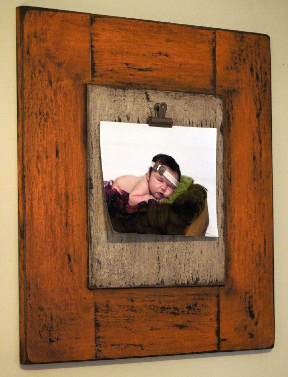 8x10 Layered Picture Frame The Perfect Gift For Wedding Or Babies