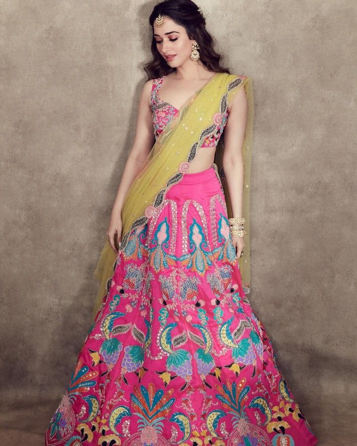 Pin by Devanshu on tamanna bhatia in 2020 Indian bridal