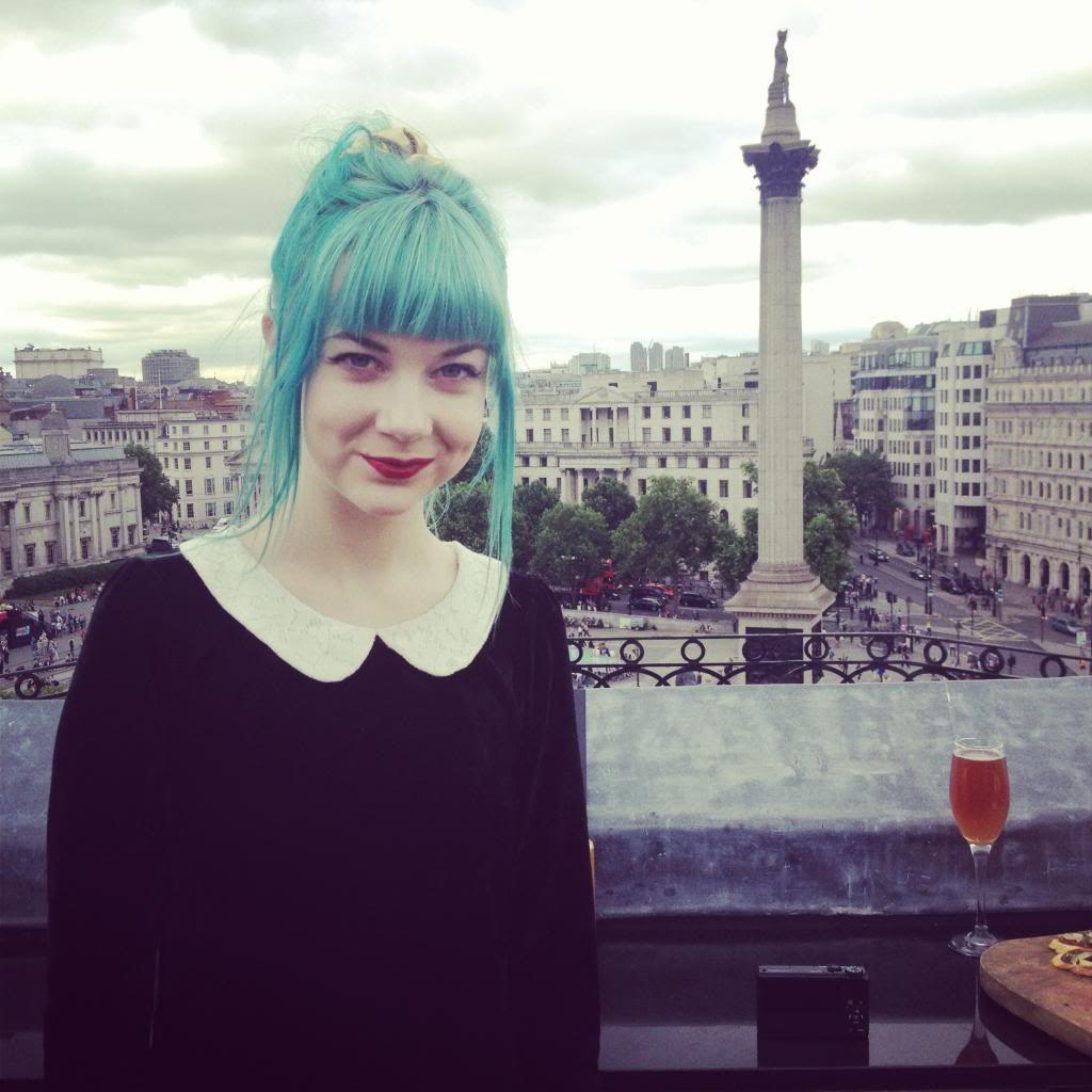 Blue hair pastel hair color u styles pinterest pastel