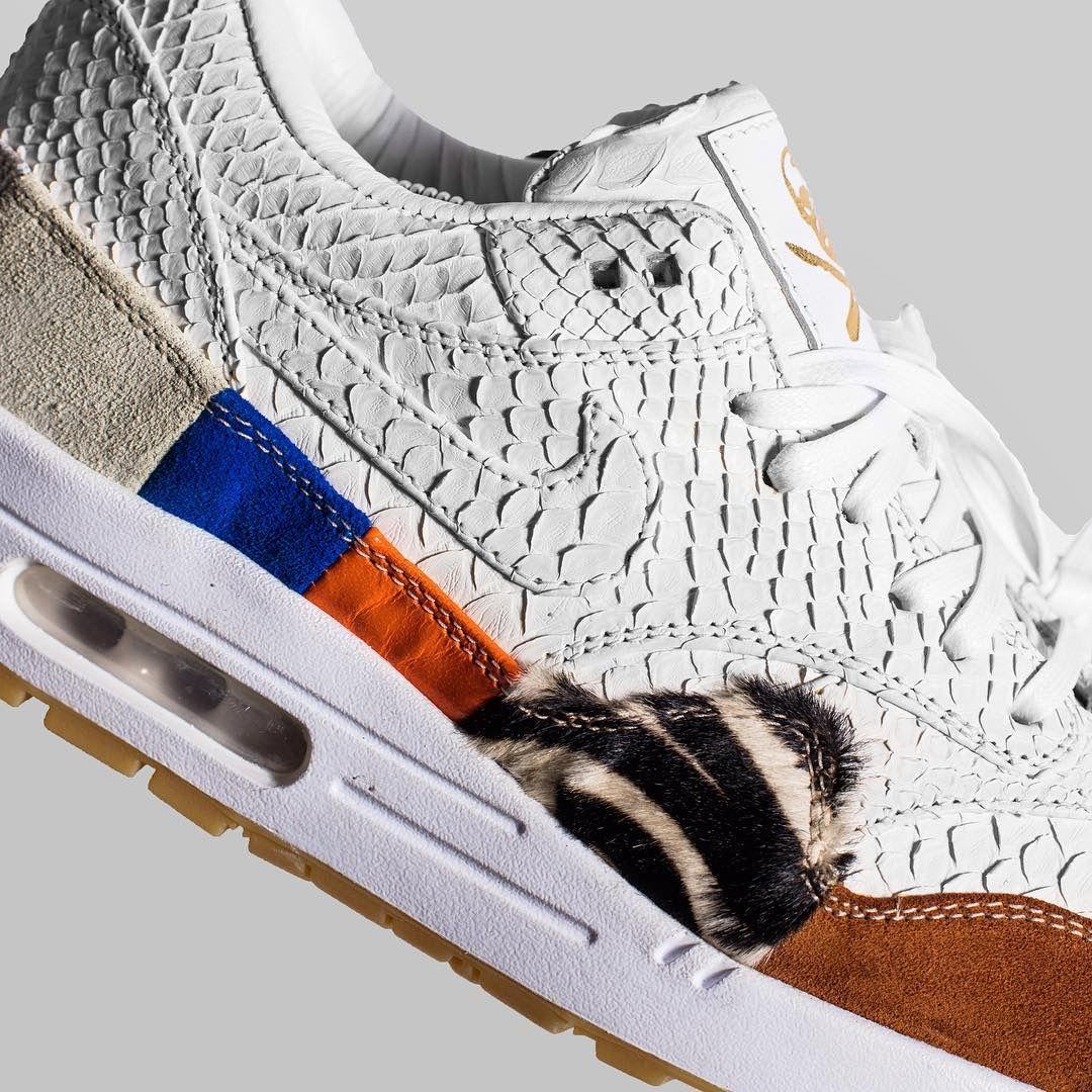 a458de31d272 The Shoe Surgeon Reinterprets the Nike Air Max 1 Master - EU Kicks  Sneaker  Magazine