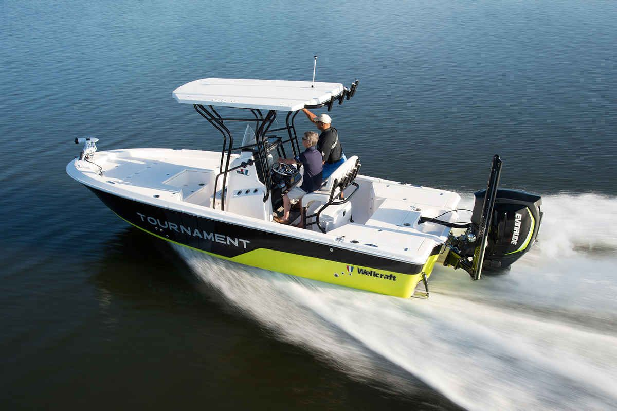 Wellcraft Debuts New Center Console Fishing Boats Boat