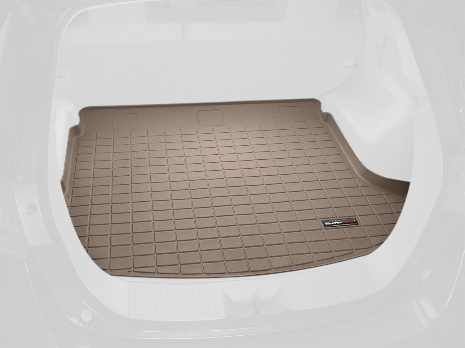 WeatherTech Custom Fit Cargo Liners for Porsche Cayenne