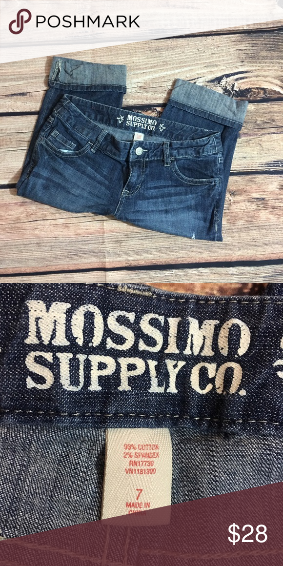 75fc5a03b NWOT Mossimo Bermuda junior jean shorts EUC Junior Mossimo Bermuda jean  shorts worn maybe one time no flaws Mossimo Supply Co. Shorts Jean Shorts