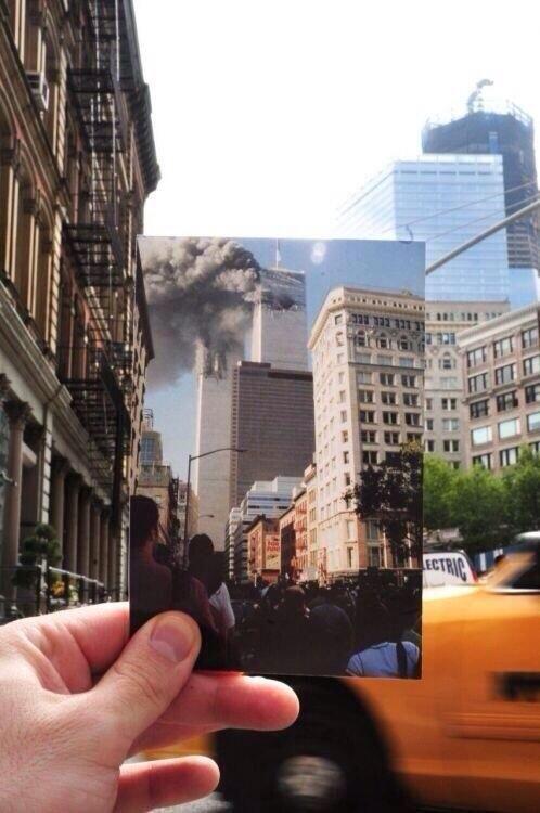 Neverforget 9 11 Dear Photograph