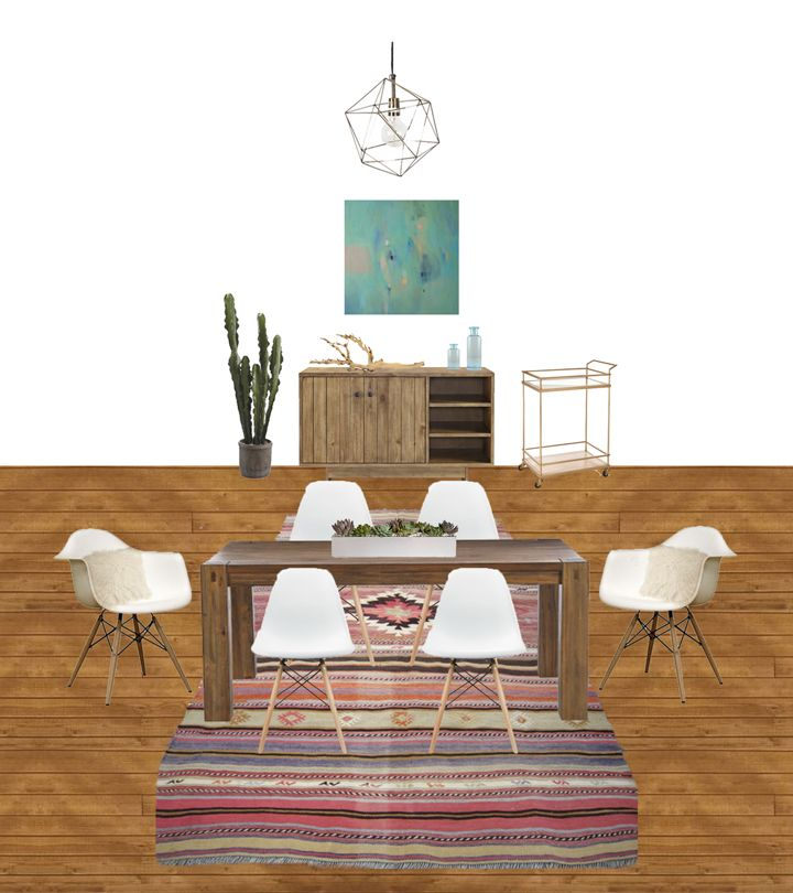 Edesign Interior Design Home Decor California Eclectic Dining Room