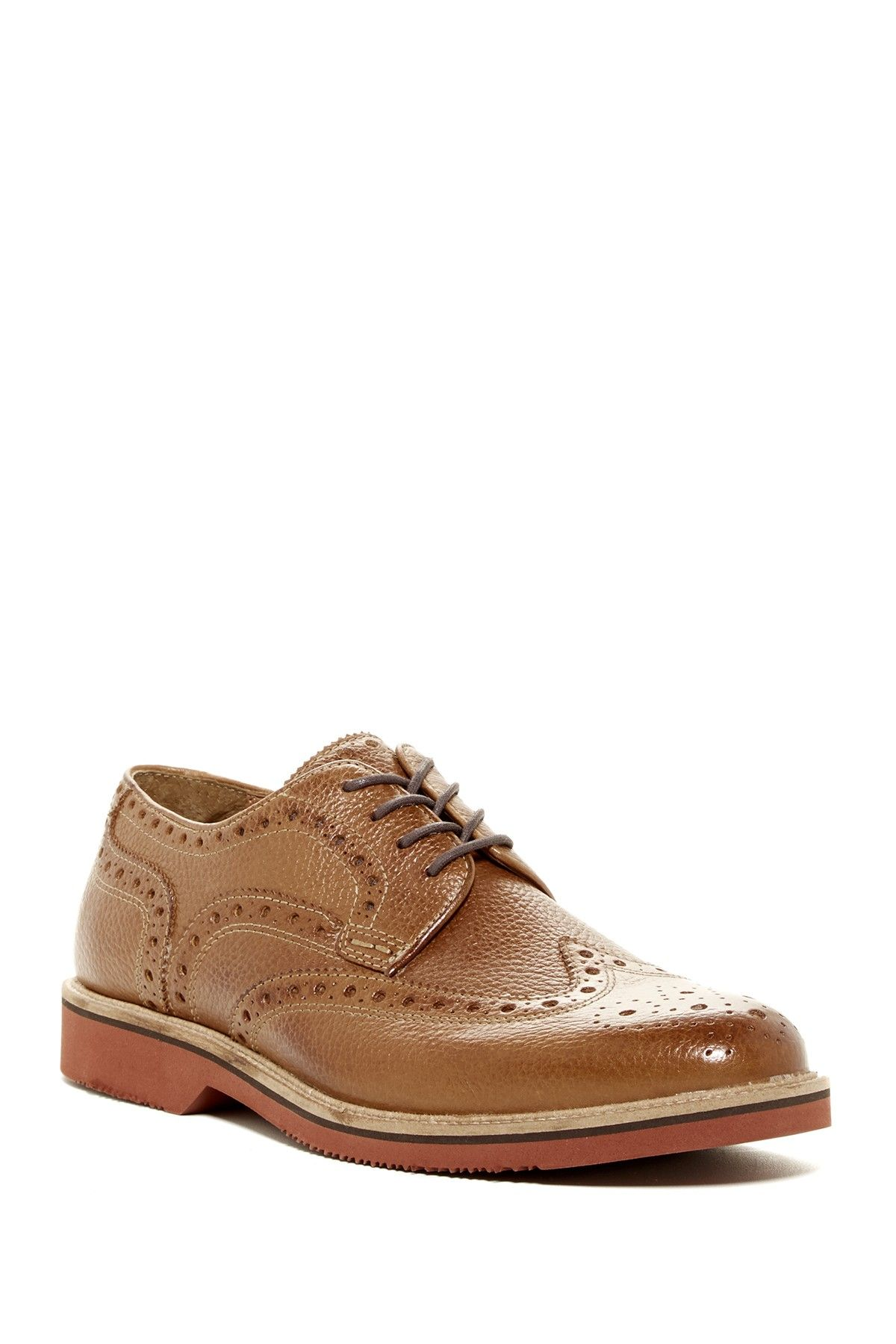 14th & Union | Jackson Wingtip - Wide Width Available | Nordstrom Rack  Sponsored by Nordstrom Rack.