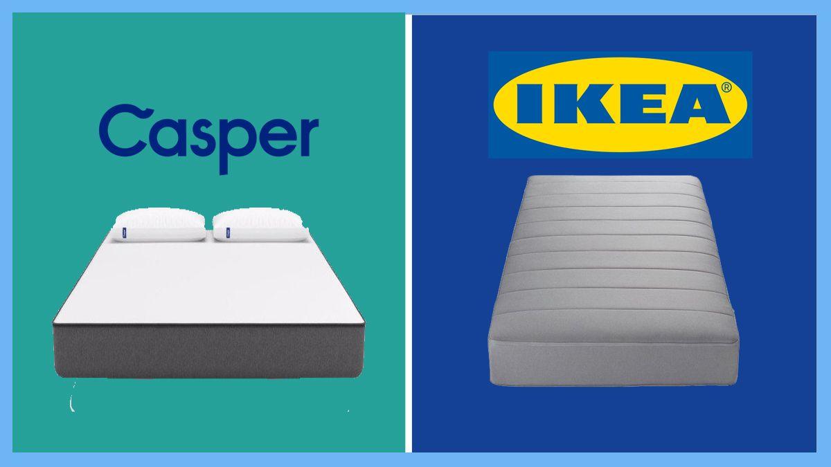 Casper Mattress Vs Ikea Mattress Casper Mattress Ikea