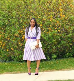 Style & Poise: Vintage Fab-The Color Purple