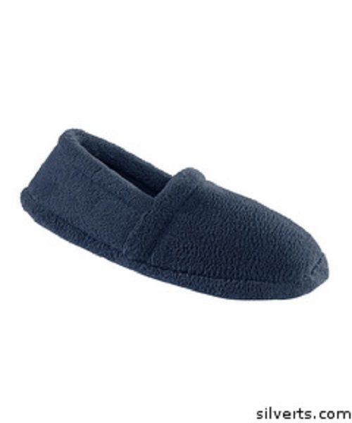 Most Comfortable Men's House Slippers #Silverts #SlipOn