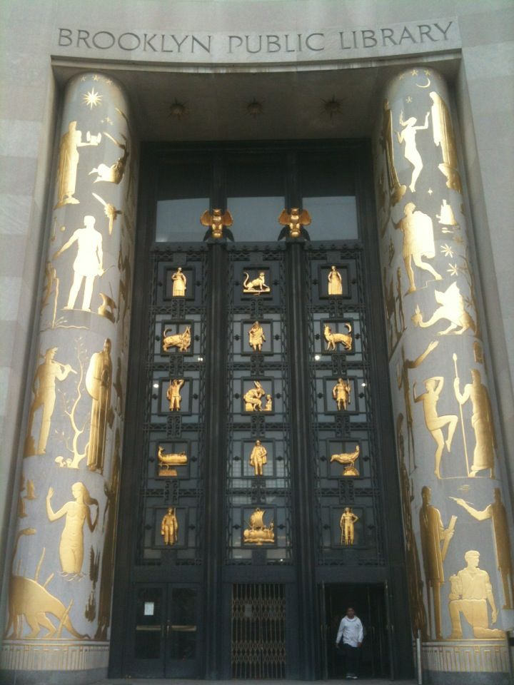 Brooklyn Public Library (Central Library) in Brooklyn, NY ...