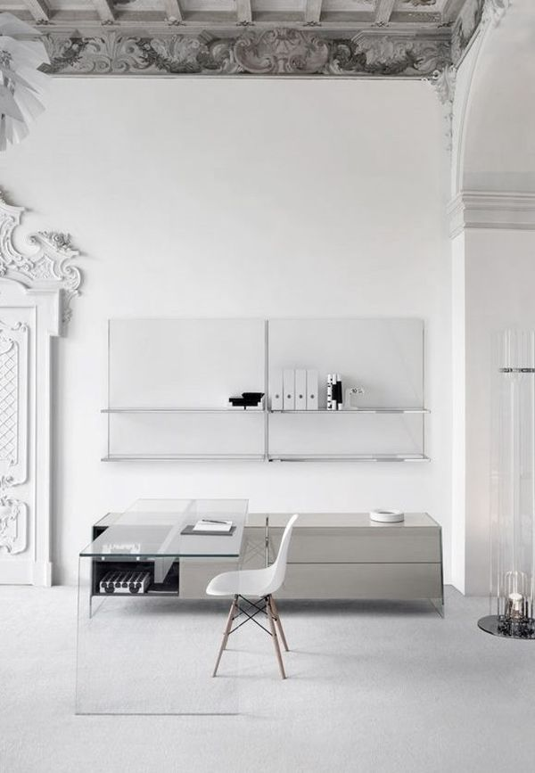37 Stylish Minimalist Home Office Designs You Ll Ever See