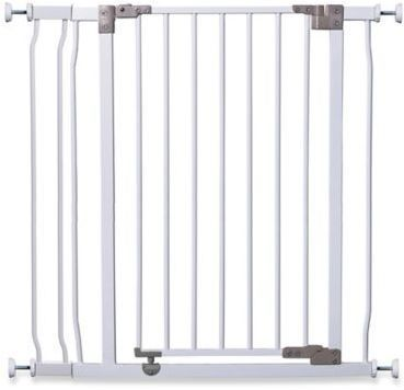 Dream Baby Dreambaby Liberty Tall Auto Close Gate In White