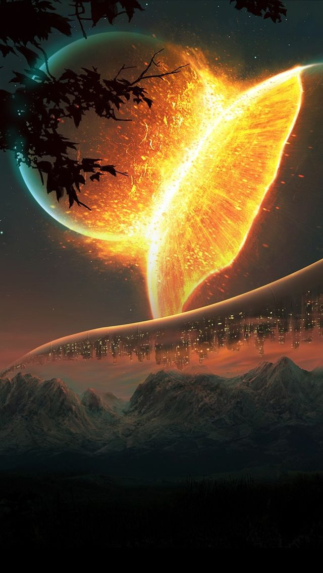 HD Space IPhone Wallpapers