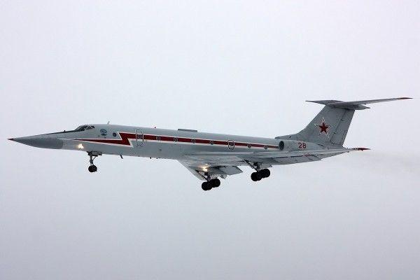 Tupolev Tu-134.FAé Russe