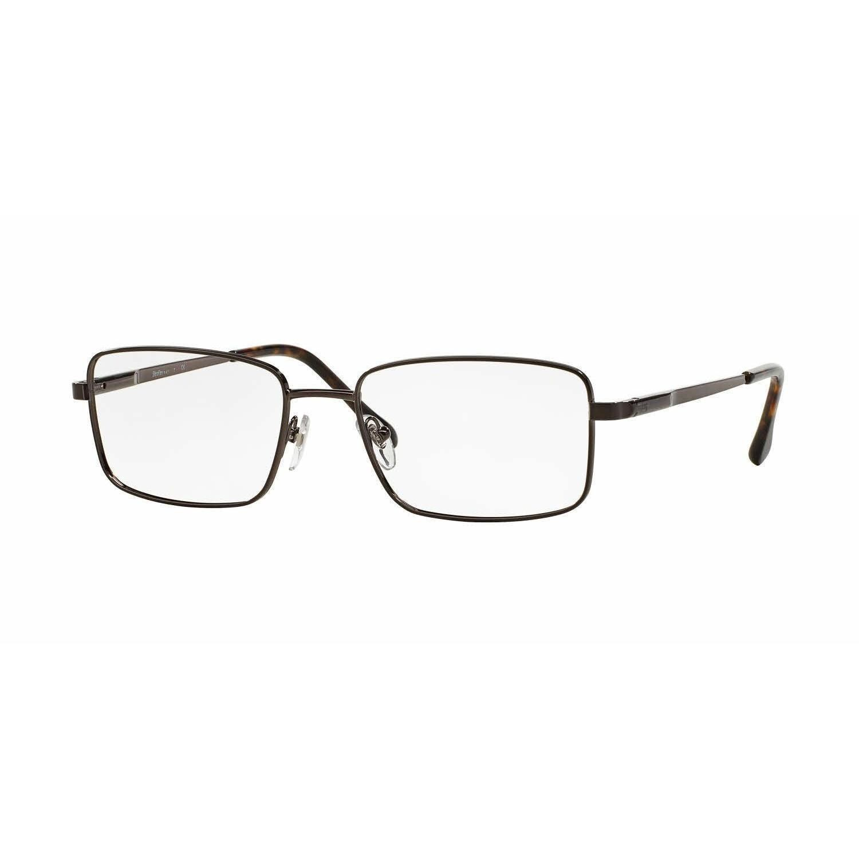 Sferoflex Mens SF2271 441 Brown Rectangle Eyeglasses | Products ...