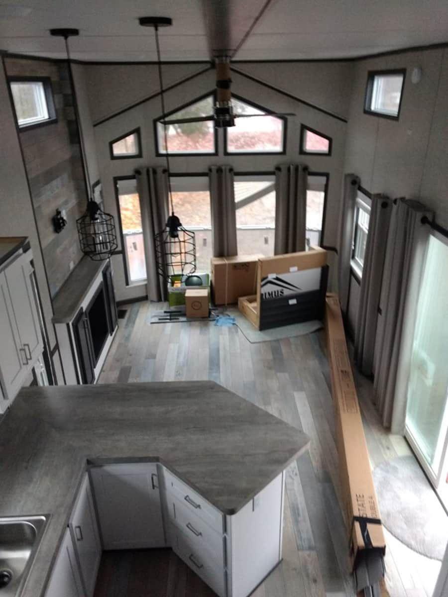 Loft Kitchen Ideas Layout
