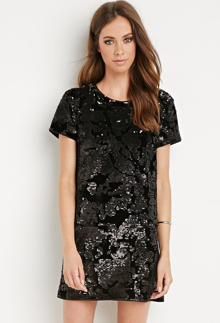 Sequin Dress Party Time