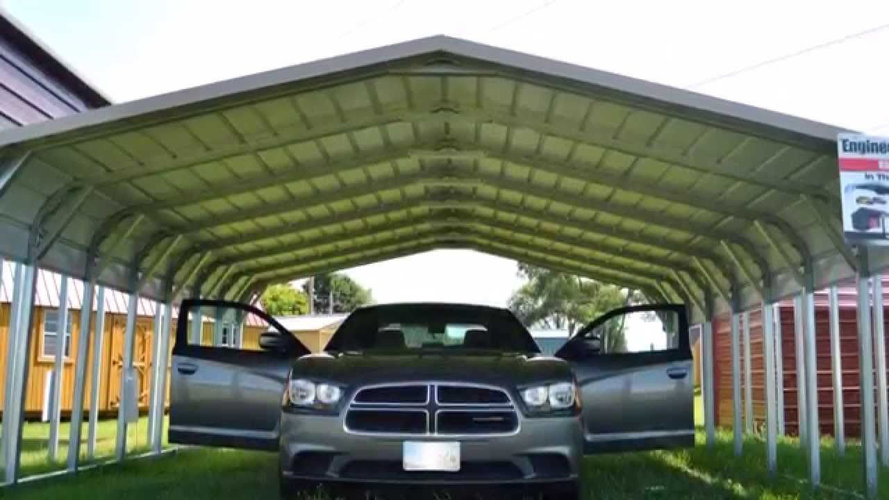 Just Dream It, We Build It! Building a garage, Building