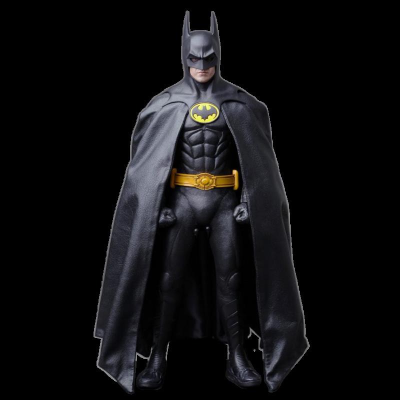 Batman 66 TV Joker Custom Vintage Mini Action Figure w Display Case Mini-fig 293