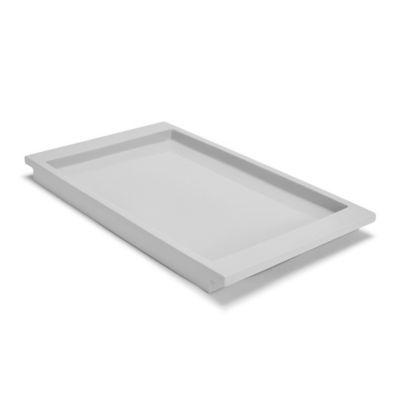 Kassatex Lacca Vanity Tray In Grey Vanity Tray Bathroom Tray