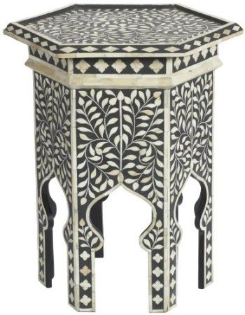 Pin By Megan Garrett On For The Home Bone Inlay Furniture Inlay