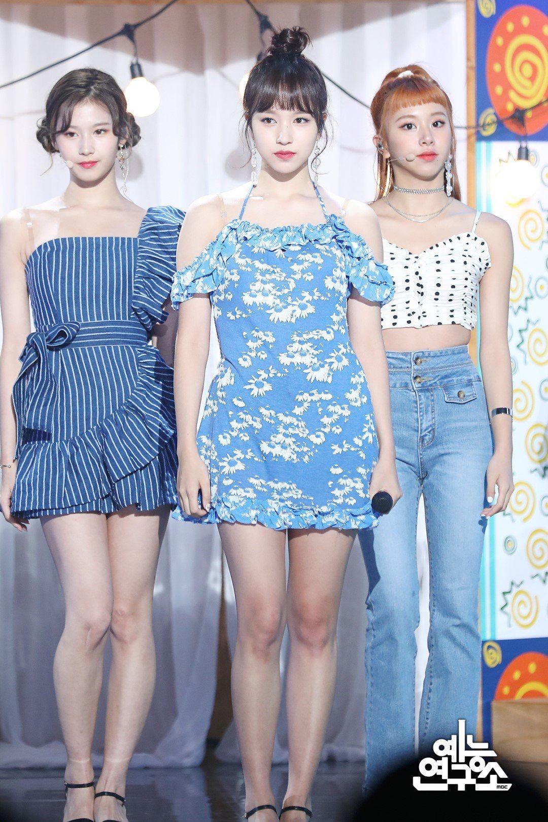 180714 Twice Dance The Night Away X Mbc Show Music Core Comeback