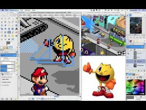 Gimp Pixel Art Tool Setup Tutorial Youtube Pixel Art Pixel Art Tutorial Gimp