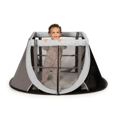 lit parapluie pop up instant travel cot aeromoov bonnes. Black Bedroom Furniture Sets. Home Design Ideas