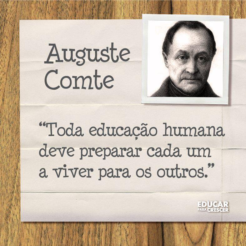 comte positivism quotes