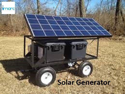 Global Solar Generator Market Solar Panels Solar Generator Solar