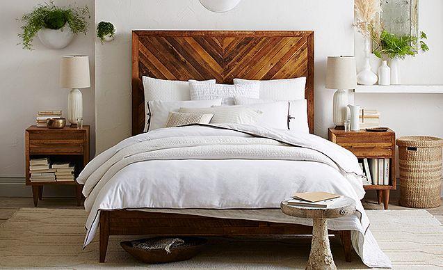Back To Nature Bedroom Natural Bedroom Wood Bedroom Sets Farmhouse Bedroom Furniture