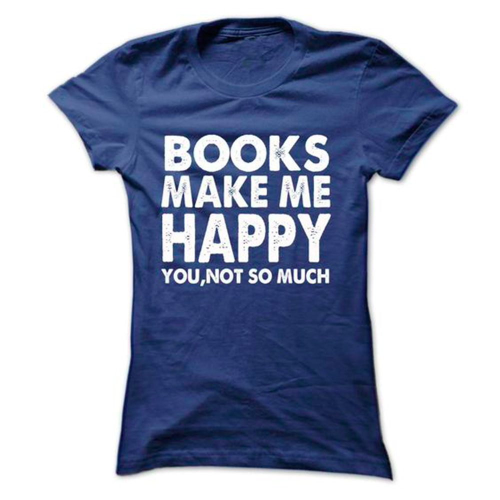 17 camisetas para lectores empedernidos