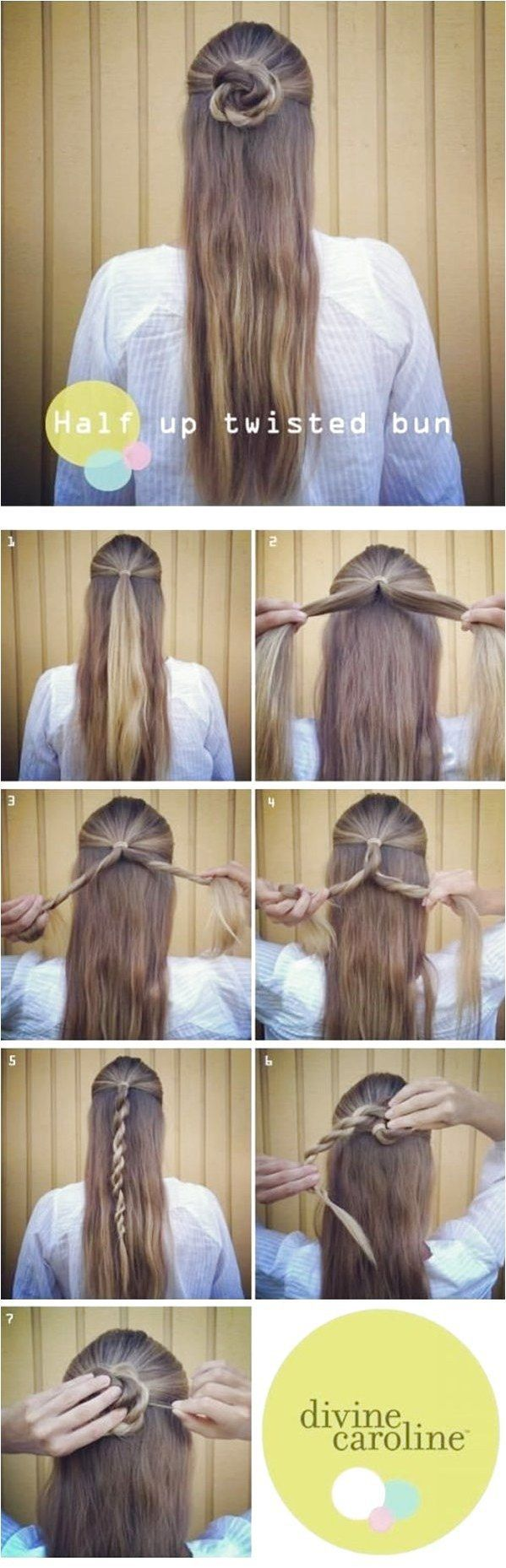 40 Easy Hairstyles for Schools to Try in 2017. Quick, Easy, Cute and Simple Step…