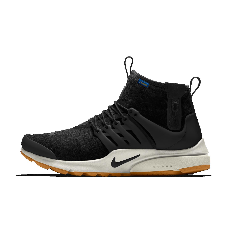 Nike Air Presto Mid Utility Premium Pendleton iD Shoe. Nike.com CA