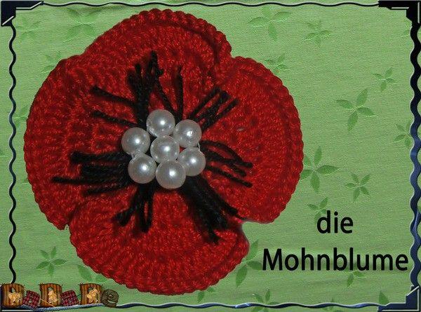 Jetzt Gratis Downloaden Mohnblumen Häkeln Leicht Gemacht Pdf
