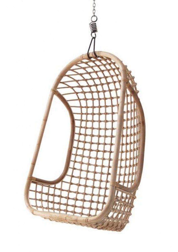 Hang Stoel Rotan.Hk Living Rotan Hangstoel Hanging Chair Hanging Rattan Chair